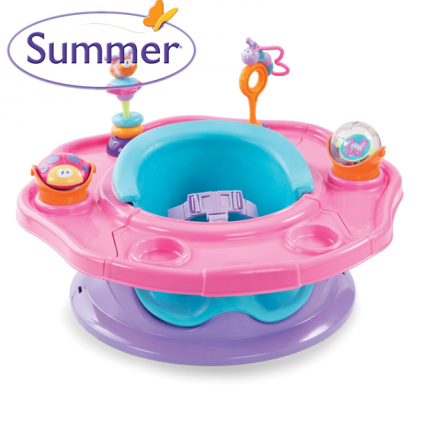 Ghế tập ngồi cho bé Summer Infant 3 Stage Superseat