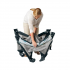 Giường cũi Graco Base Folding Feet Zuba (NEW)